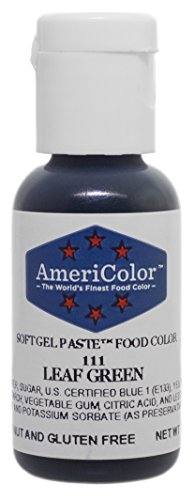 Americolor Soft Gel Paste Food Color Leaf Green