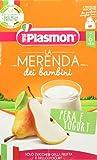 Plasmon Merenda Pera e Yogurt, 24 x 120 g