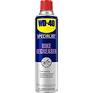 WD-40 BIKE: All-Conditions Chain Degreaser