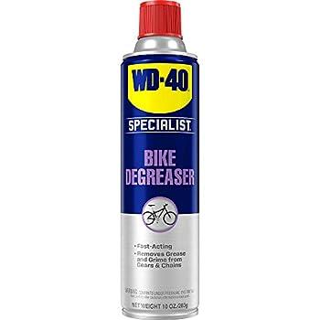WD-40 Specialist Bike Degreaser  10 OZ