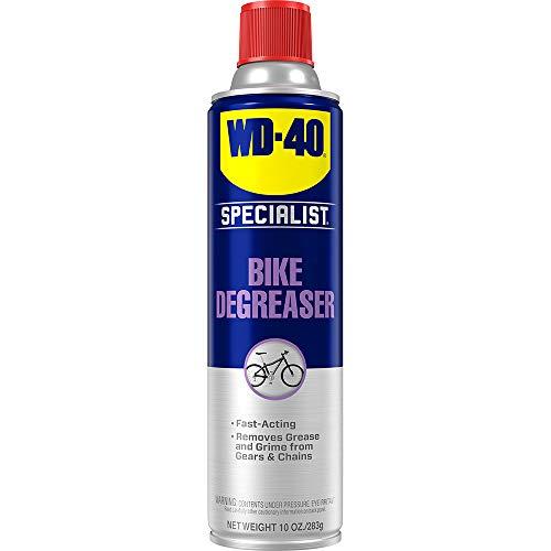 WD-40 Specialist Bike Degreaser , 10 OZ