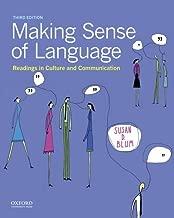 Best making sense of language Reviews