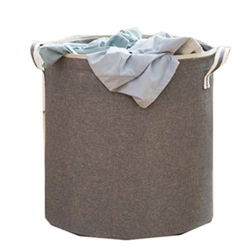 LQ Panier de rangement Panier Tissu Buanderie Panier à linge Grand ménage Pliant Jouet Godet Changer de vêtements Panier de rangement Paniers à linge (Color : Style five)