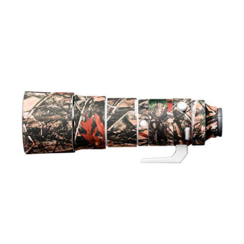EasyCover Lens Oak Neoprene Lens Protection Cover for Sony FE 200-600 F5.6-6.3 G OSS Forest Camouflage