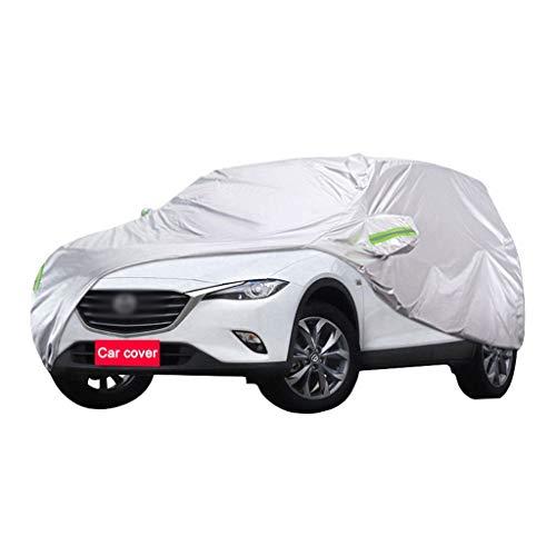 Couverture de voiture Compatible avec Mazda CX-5 Car Cover SUV épais Tissu Oxford Protection contre le soleil chaud antipluie Car Cover Couverture (Size : 2013)