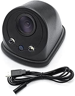Polarlander 5V Car USB Wireless WiFi Blind Spot Front Rear Side View DVR Camera 1280720 WiFi Car Camera for iPhone and And... photo