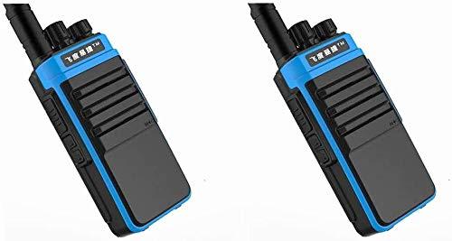 2Pack 8W Handfunk Unterstützung ziviler Autoalarm - Autoteile Andere Werkzeuge