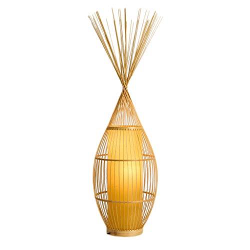 Verstelbare Vloerlamp Bamboe Vloerlamp Japanse Stijl Zen Club Woonkamer Theekamer Chinese Stijl Hotel Creatieve Lampen Thuis Verlichting