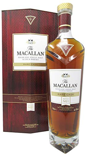 Macallan - Rare Cask Batch No. 1-2019 Release - Whisky