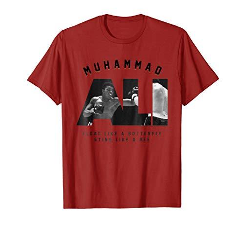 Muhammad Ali bee sting T-shirt