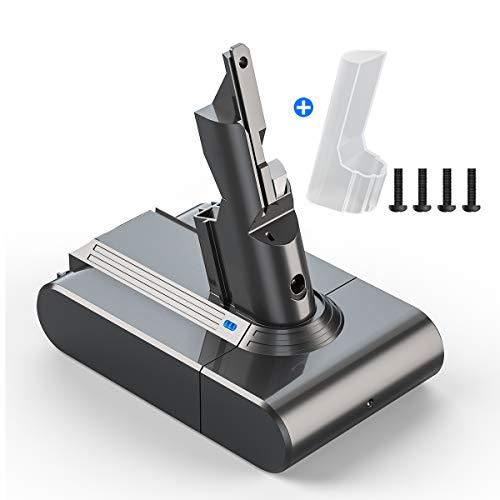 Buture 4000mAh V7 Batería Compatible con la Serie Dyson V7 Series, SV11, V7 Fluffy, V7 Trigger, V7 V7 Mattress, V7 Motorhead Pro Aspiradora