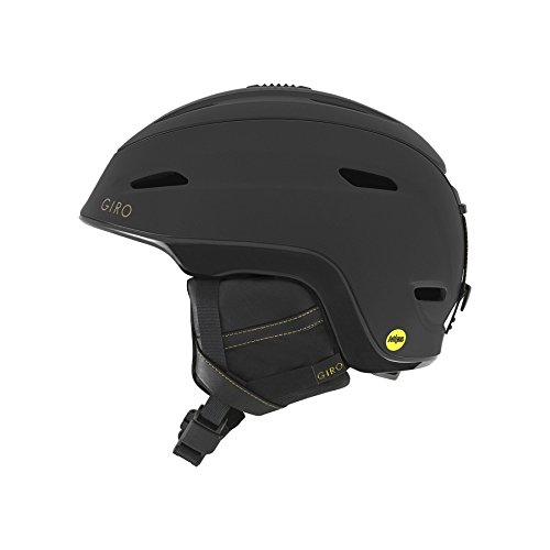 Giro Strata MIPS Women's Ski / Snow Helmet, womens, Matte Black, Medium