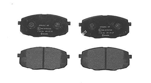 Set of 4 Brembo P28047 Front Disc Brake Pad