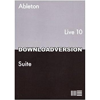 Ableton Live10 Suite 通常版 エイブルトン