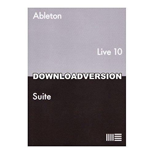 Ableton Live 10 Suite (Download) | Studio-Sequenzer-Software | DAW | NEU