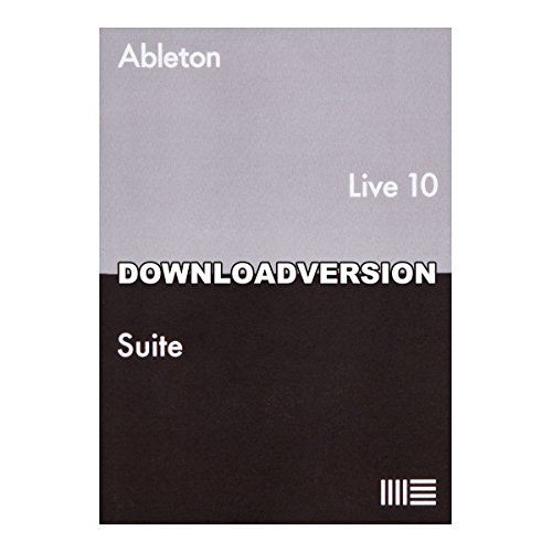 Ableton Live 10 Suite UPG von Live Lite (Download) | Studio-Software | DAW | NEU