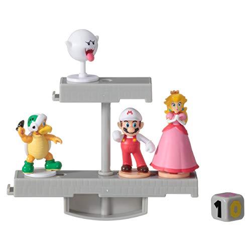 EPOCH Games Super Mario™ 7360 Balancing Game Castle Stage - Geschicklichkeitsspiel
