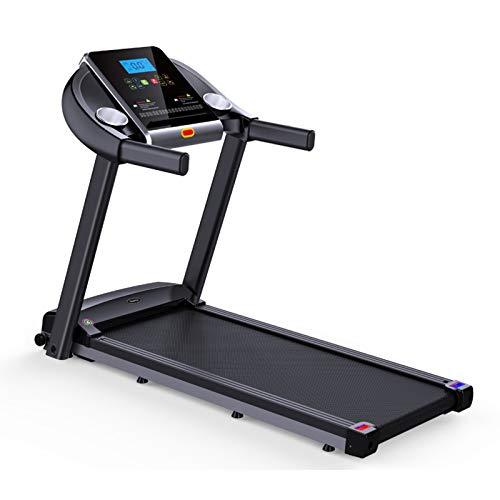 Faltbares Laufband, Leistungsstarker 1,5-PS-Motor, 1,0 km/h - 6 km/h, Maximale Belastung 120 kg, für Home Gym Workout 1335 * 602 * 1220 mm Laufband