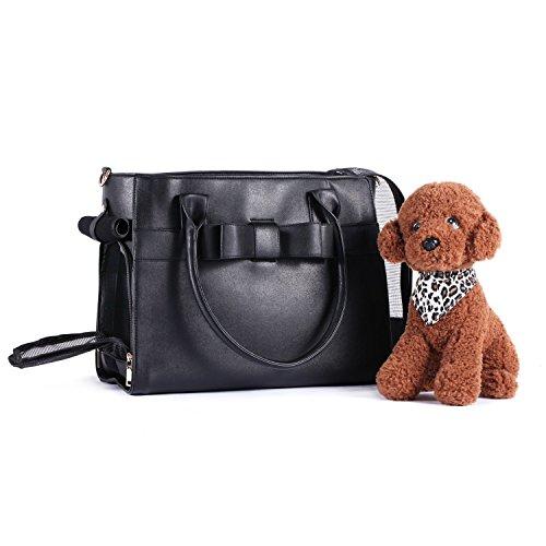 BELLAMORE GIFT bellamore Geschenk Behälter Hund Geldbörse Tasche Vet Chihuahua Geschenk Puppy Katze Handtasche 41x 20x 33cm