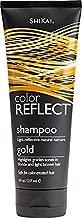 Shikai Color Reflect Gold Hair Shampoo, 8 Oz