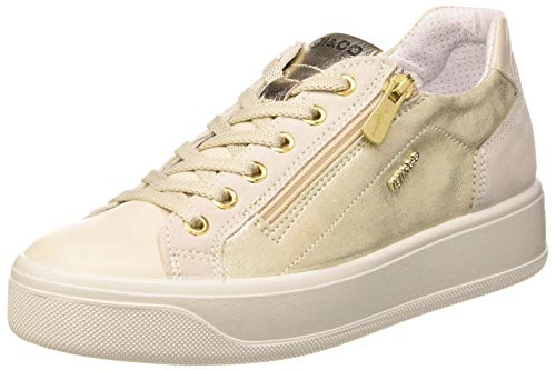 IGI&CO Scarpa Donna DVX 51575, Sneaker, Beige (Crema 5157511), 36 EU