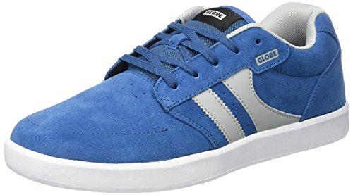 Globe Herren Octave Skateboardschuhe, Mehrfarbig (Blue/white), 45 EU (11.5 US)