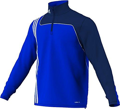 Adidas Sereno 11 T-shirt de sport manches longues pour homme Multicolore Cobalt/New Navy 10