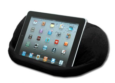 Renegade Concepts Lap Pro - Stand/Caddy, Universal Beanbag Lap Stand for Ipad