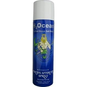 h2o ocean spray piercing