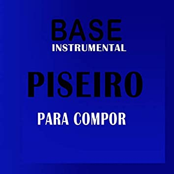 Base Instrumental Piseiro para Compor
