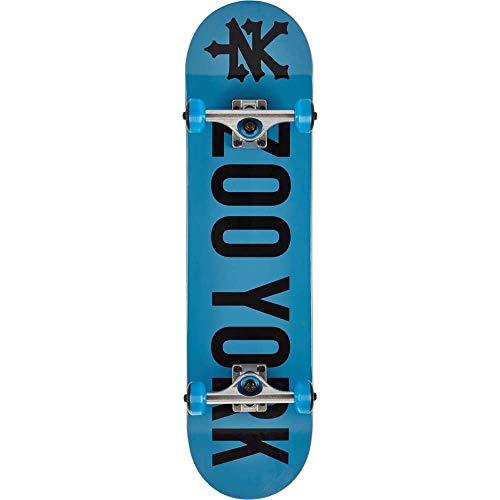 ZooYork Logo Skateboard Komplettboard (8