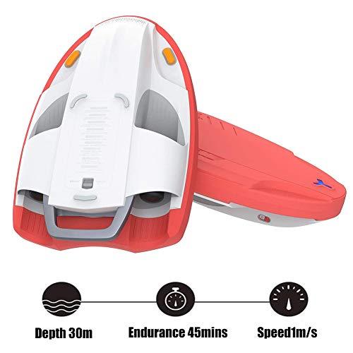 WZHESS Tablas de Surf eléctricas para Adultos, Tablas de Surf de Agua, Tablas de natación eléctricas, natación asistida, natación, Adultos y niños Pueden Usar,Adolescentes Parque acuático surfistas