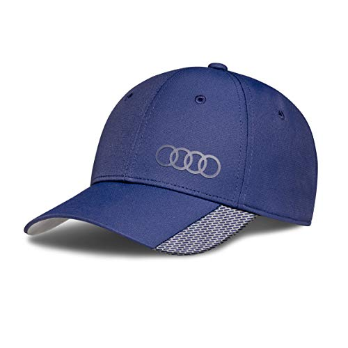 Audi collection 3131701700 Audi Cap Premium, Blue, Standard Size