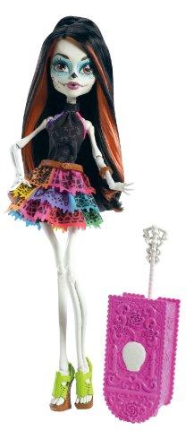 [UK-Import]Monster High Scaris Deluxe Travel Dolls Wave 2 - Skelita Calaveras