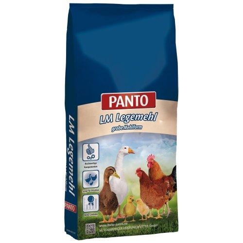 Panto LM Legemehl (grobe Mehlform) (auch als LMK in pelletierter Form erhältlich), 1er Pack (1 x 25000 g)