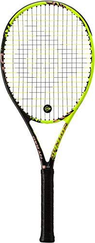 Dunlop NT R4.0 Tennisschläger, Schwarz Matt, 4