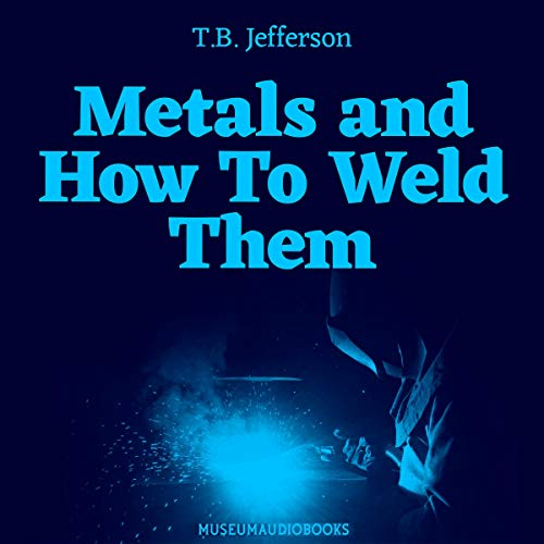 『Metals and How to Weld Them』のカバーアート