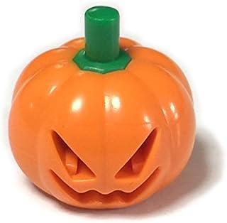 LEGOブロック・純正パーツ<ヘッドギア・ヘッドカバー>Orange・Jack O' Lantern【並行輸入品】