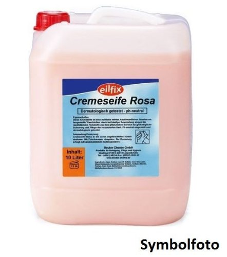Cremeseife Rosa, Inhalt:10 l