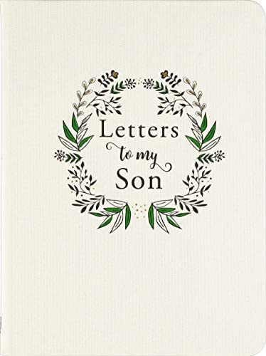 Letters to My Son Deluxe Cloth bound edition product image