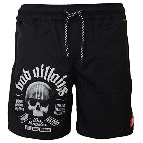 Yakuza Premium Herren Badehose 2866 schwarz Shorts