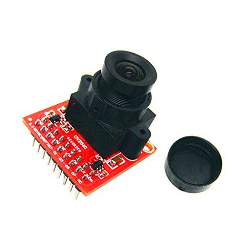 kesoto Camera Shield OV2640 2.0MP Modulo Alta Sensibilità per Modulo per Arduino