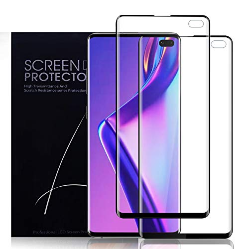 Yersan [2 Pack] Screen Protector for Samsung Galaxy S10 Plus,...