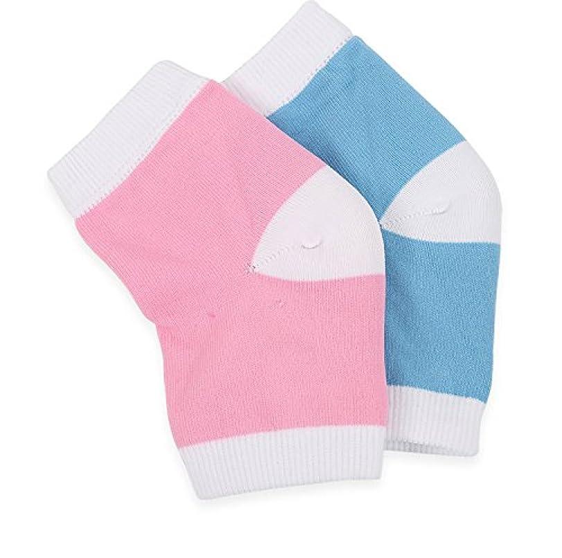 マイクロコークス面白い【Ban Ban Corp.】かかと ひび割れ つるつる 角質 保湿 ケア 靴下 ソックス (3)