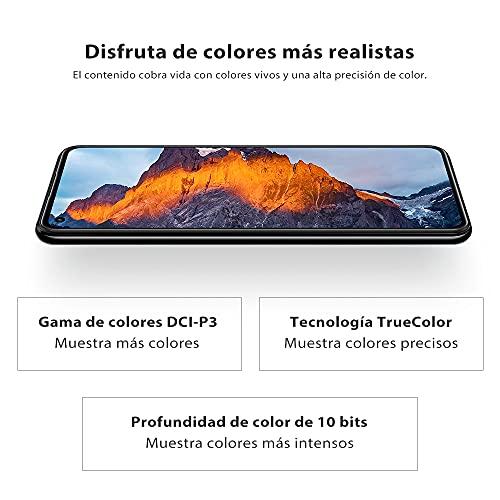 """Xiaomi Mi 11 Lite 6GB+128GB Smartphone,Telefono, 6.55""""FHD+DotDisplay,Triple Telecamera 64MP Processore 732G Qualcomm Snapdragon,AI Face Unlock,Android 11 con NFC Google Pay,Versione Globale(Nero)"""
