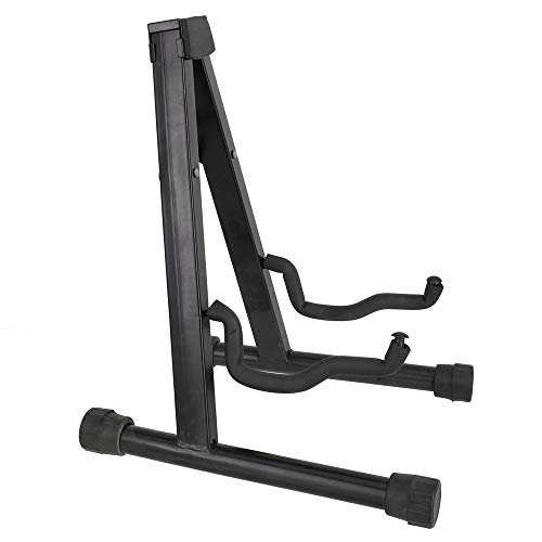 Kuyal Folding Cello Stand for 1/8-4/4 Cellos-Black