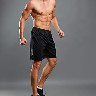 BEESCLOVER Summer Men Gyms Shorts Calf-Length Fitness Bodybuilding Fashion Joggers Workout Crossfit Beach Short Pants Sweatpants
