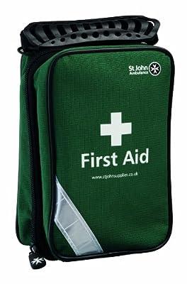 St John Ambulance Supplies Universal First Aid Kit by St John Ambulance