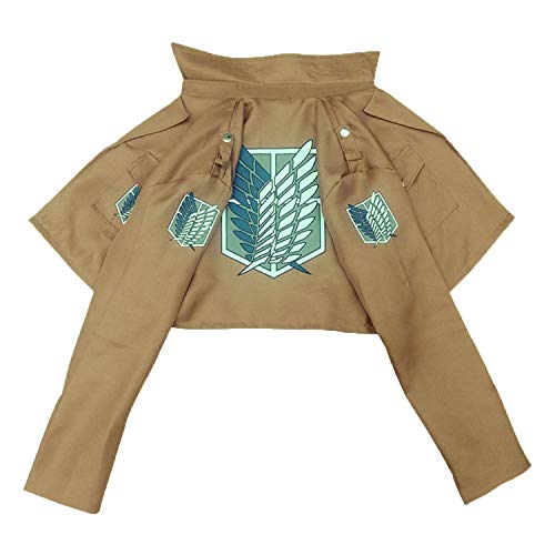 Attack on Titan 3D Cartoon Anime À Capuche Unisexe Mens À Manches Longues Pull À Capuche Shingeki Kyojin Légion Scoutisme Cosplay Costume Vestes Manteau Hoodies