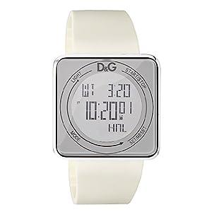 D&G DW0735 – Reloj Unisex Movimiento de Cuarzo con Correa de